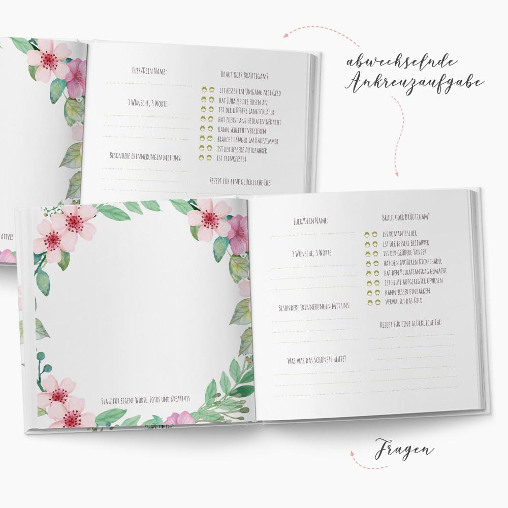 Hochzeit gästebuch zur worte Originelle Sprueche