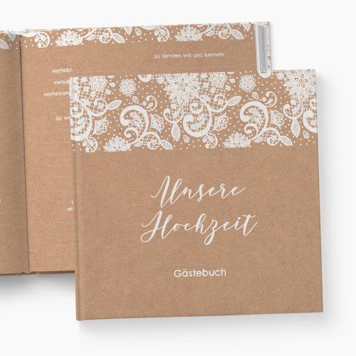 Gästebuch Hochzeit Eleganz