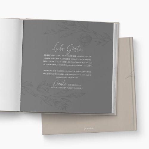 Gästebuch Hochzeit Charming