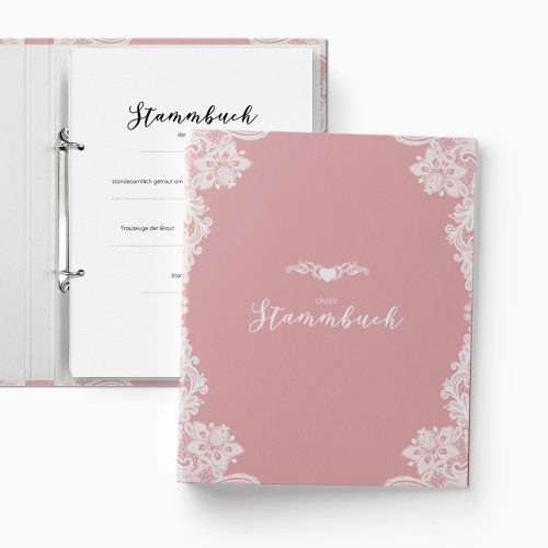 Stammbuch Romantik